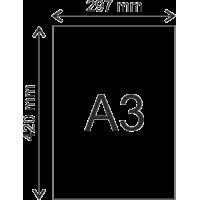 Easy Sticker A3